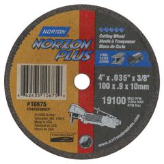NRT547-66243510675 - NortonType 01 NorZon Plus Reinforced Cut-Off Wheels