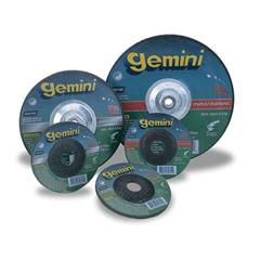 NRT547-66252940514 - NortonType 27 Gemini Aluminum Depressed Center Wheels