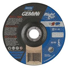 NRT547-66252823602 - NortonType 01 Flat Cut-Off Wheels