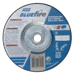 NRT547-66252843215 - NortonDepressed Center Wheel, 5 In Dia, 1/8 In Thick, 5/8 Arbor, Zirconia/Alum.