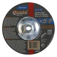 NRT547-66252940148 - NortonType 27 Gemini Depressed Center Grinding Wheels