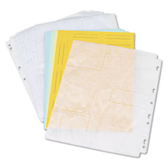 IVR39301 - Innovera® CD/DVD Three Ring Binder Pages