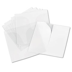 IVR39402 - Innovera® Adhesive CD/DVD Holders