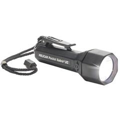 PLC562-1820C-BLACK - PelicanPocket SabreLite™ Flashlights