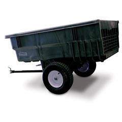 RCP5663-61BLA - Structural Foam Tractor/ATV Trailer