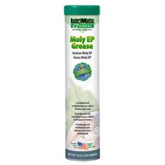 PLW570-10314 - PlewsLubriMatic Green™ Moly EP Grease