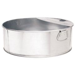 PLW570-75-750 - PlewsGalvanized Pans