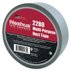 BER573-1087144 - Berry Plastics2280 General Purpose Duct Tapes, Silver, 55M X 48mm X 9 Mil