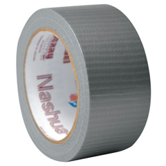 BER573-1087253 - Berry Plastics307 Utility Grade Duct Tapes, Silver, 48 mm X 27 M X 7 Mil
