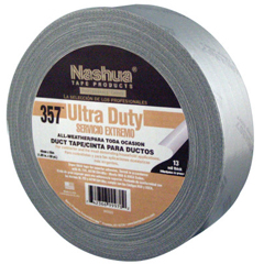 BER573-1086141 - Berry PlasticsPremium Duct Tapes, Silver, 48 mm X 55 M X 13 Mil