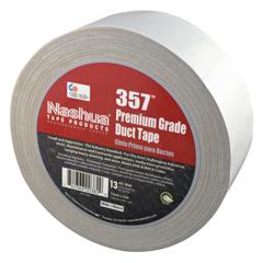 BER573-1086150 - Berry PlasticsPremium Duct Tapes, White, 2 In X 60 Yd X 13 Mil