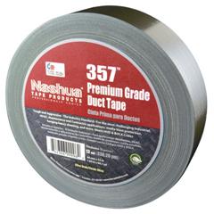 BER573-1086156 - Berry PlasticsPremium Duct Tapes, Olive Drab, 2 In X 60 Yd X 13 Mil