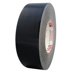BER573-1086201 - Berry PlasticsMulti-Purpose Duct Tapes, Black, 48 mm X 55 M X 11 Mil