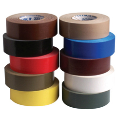 BER573-1086566 - Berry PlasticsGeneral Purpose Duct Tapes, Red, 2 In X 60 Yd X 9 Mil