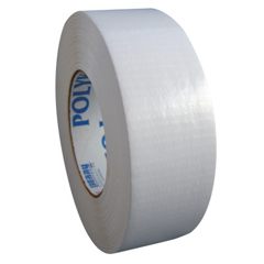 BER573-1086567 - Berry PlasticsGeneral Purpose Duct Tapes, White, 2 In X 60 Yd X 9 Mil