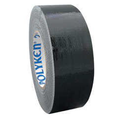 BER573-1086702 - Berry PlasticsGeneral Purpose Duct Tapes, Black, 2 In X 60 Yd X 9 Mil