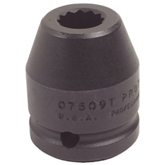 PTO577-7414PF - ProtoProtoGrip™ High Strength Magnetic Impact Sockets
