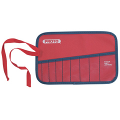 PTO577-25TR05C - Proto10-Pocket Tool Roll, Canvas, Red
