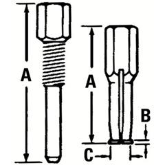 PTO577-4280B - ProtoBlind Bearing Collets