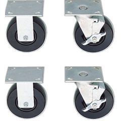 PTO577-44701 - ProtoStandard-Duty Roller Cabinet Caster Sets