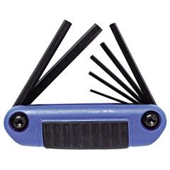 PTO577-4974CG - Proto7 Piece Metric Folding Hex Key Sets