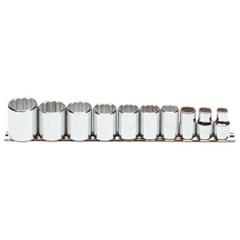 PTO577-52118 - ProtoTorqueplus™ 10 Piece Socket Sets