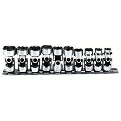 PTO577-52201 - ProtoTorqueplus™ 12 Piece Metric Universal Socket Sets