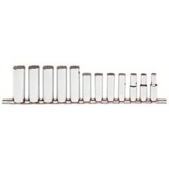 PTO577-52209 - ProtoTorqueplus™ 12 Piece Metric Deep Socket Sets