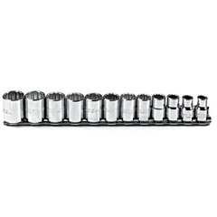 PTO577-52216 - ProtoTorqueplus™ 12 Piece Metric Socket Sets
