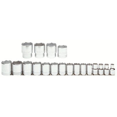 PTO577-54109 - ProtoTorqueplus™ 19 Piece Socket Sets