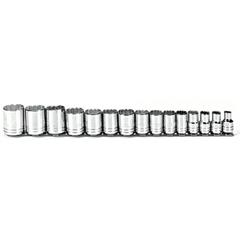 PTO577-54114 - ProtoTorqueplus™ 15 Piece Socket Sets