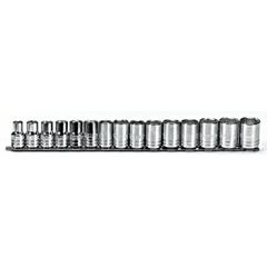 PTO577-54205 - ProtoTorqueplus™ 15 Piece Metric Socket Sets