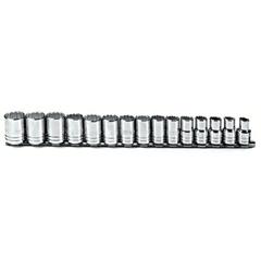 PTO577-54206 - ProtoTorqueplus™ 15 Piece Metric Socket Sets