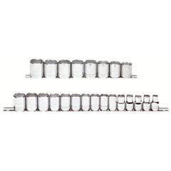 PTO577-54209 - ProtoTorqueplus™ 23 Piece Metric Socket Sets