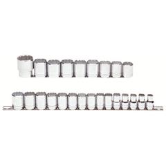 PTO577-54211 - ProtoTorqueplus™ 24 Piece Metric Socket Sets