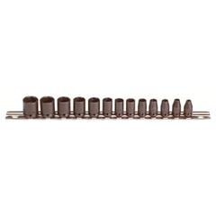 PTO577-69206 - ProtoTorqueplus™ 13 Piece Metric Impact Socket Sets