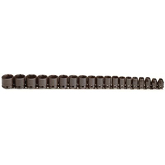 PTO577-72206 - ProtoTorqueplus™ 19 Piece Metric Socket Sets