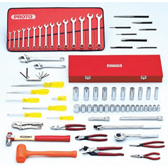 PTO577-99311 - Proto - 77 Piece Metric Starter Maintenance Sets