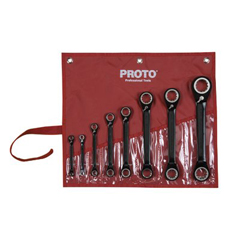 PTO577-SBV-8S - Proto8 Pc. Double Box Ratcheting Wrench Sets