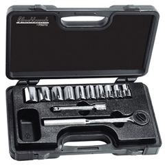 BLH578-1215 - Blackhawk12 Piece Standard Socket Sets