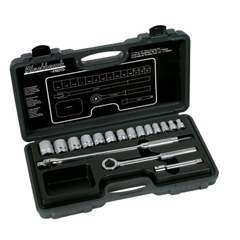 BLH578-1217-S - Blackhawk17 Piece Standard Socket Sets