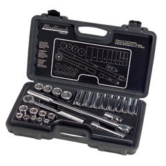 BLH578-1226NB - Blackhawk26 Piece Standard Socket Sets