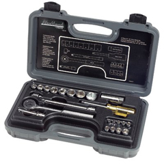 BLH578-1323ANB - Blackhawk23 Piece Standard Socket Sets