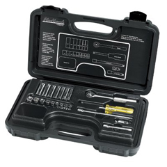 BLH578-1421NB - Blackhawk21 Piece Deep & Standard Socket Sets