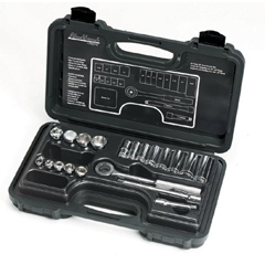 BLH578-3820-S - Blackhawk20 Piece Deep & Standard Socket Sets