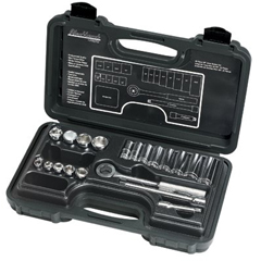 BLH578-3820NB - Blackhawk20 Piece Deep & Standard Socket Sets