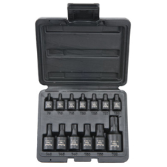 BLH578-TS-1213S - Blackhawk13 Piece Internal Torx® Socket Sets, 1/4 In, 3/8 In, 1/2 In