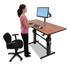 ERG24388009 - Ergotron® WorkFit-B Sit-Stand Base