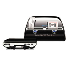 DYM1757660 - DYMO® Desktop Mailing Solution with LabelWriter® 450 Twin Turbo PC/Mac® Connected Label Printer