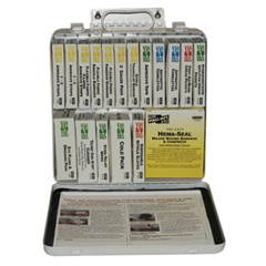 PCK579-5301 - Pac-Kit24 Unit Steel First Aid Kits